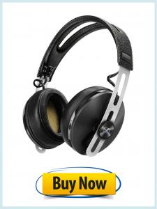 Best Bluetooth Headphones Sennheiser Momentum 2.0 Wireless With Active Noise Cancellation