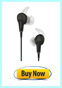 1.24 24 Bose Quietcomfort 20 Acoustic Noise Cancelling Headphones Best Headphones For Working Out