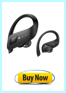 1.6 6 Axloie Wireless Earbuds Best Headphones For Working Out