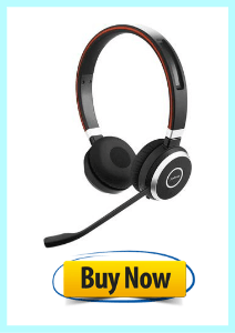 1.7 7 Jabra Evolve 65 Best Headphones For Working Out