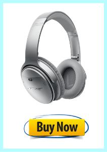 Top 10 Best Headphones For Music With Extra Bass Bose Quietcomfort 35