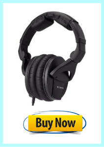 Top 10 Best Headphones For Music With Extra Bass Sennheiser Hd280pro Bs10