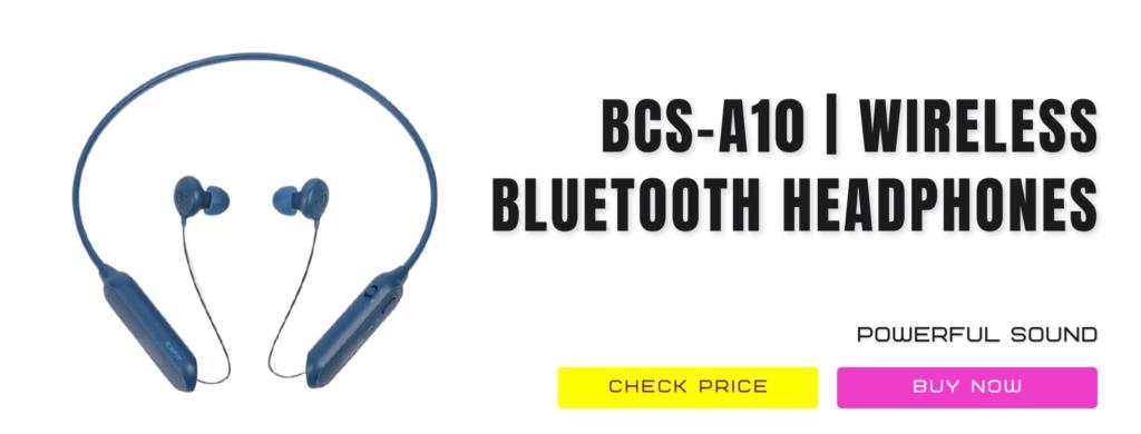 14 Bcs A10 Wireless Bluetooth Headphones Review Wireless Headphones For Kids