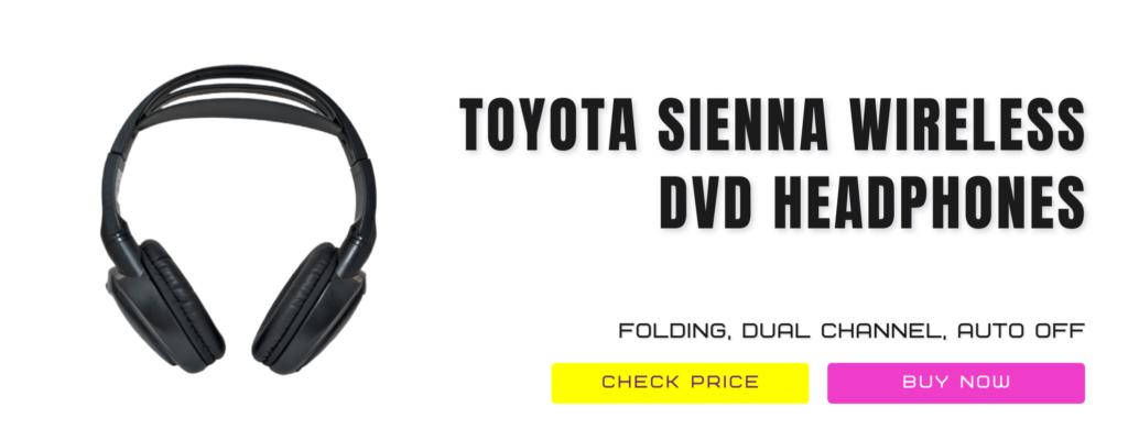 18 Toyota Sienna Wireless Dvd Headphones Review Wireless Headphones For Kids