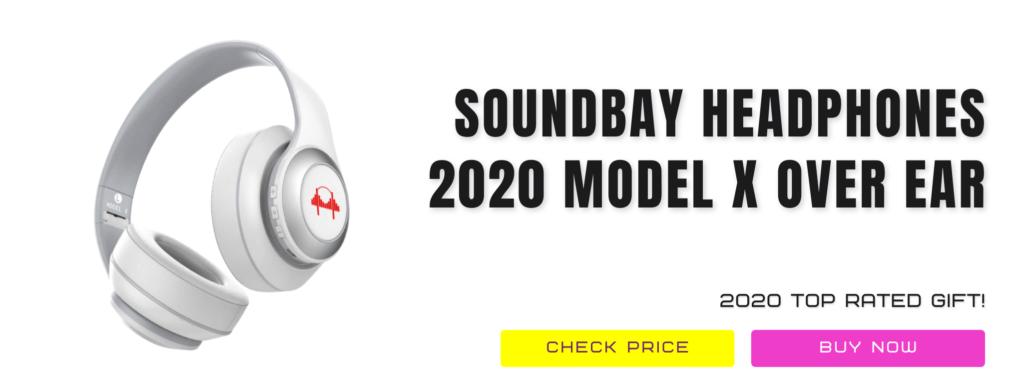 19 Soundbay Headphones 2020 Model X Headphones Wireless Headphones For Kids
