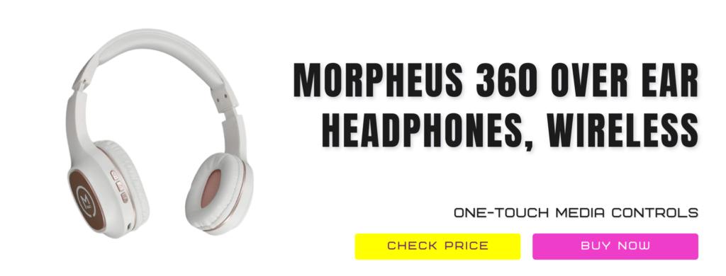 20 Morpheus 360 Bluetooth Headphones Wireless Headphones For Kids 1