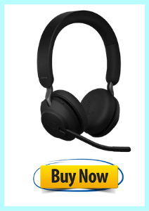 5 Jabra Evolve2 65 Uc Best Bluetooth Wireless Headphones With Mic Reviews And Buying Guid
