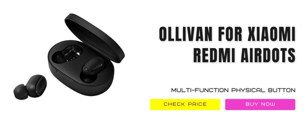 6 Ollivan For Xiaomi Redmi Airdotsreview Wireless Headphones For Kids