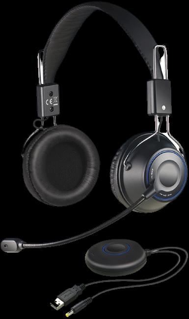 7 Creative Wireless Hs 1200 Gaming Headset