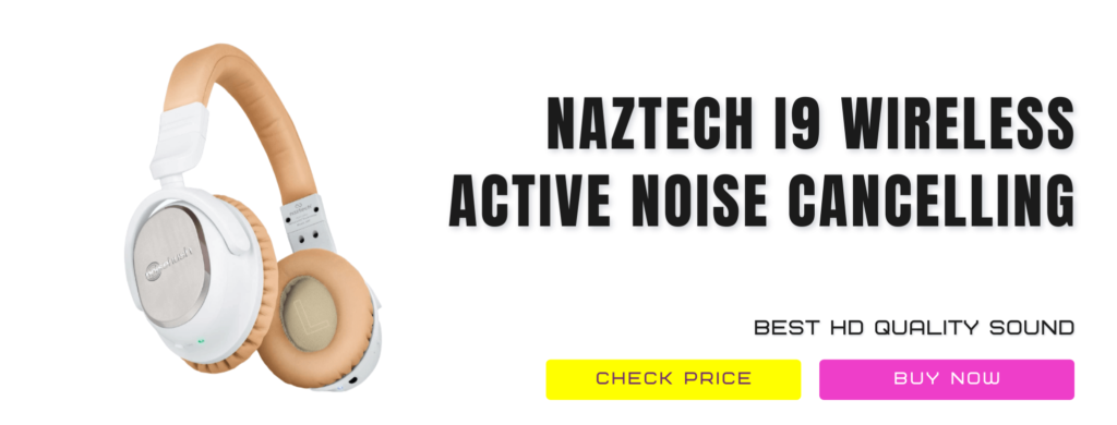 9 Naztech I9 Review Wireless Headphones For Kids