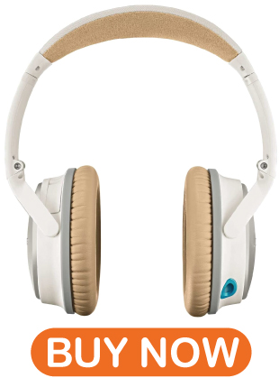 Bose Quiet Comfort 25 Acoustic Noise Cancelling Headphones For Apple Devices
