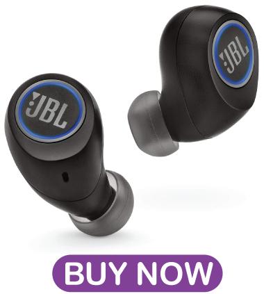 Jbl Free X True Wireless In Ear Headphone Black