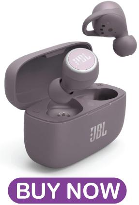 Jbl Live 300 Premium True Wireless Headphone Purple