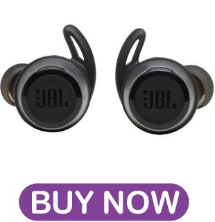 Jbl Reflect Flow True Wireless Bluetooth Headphones Black