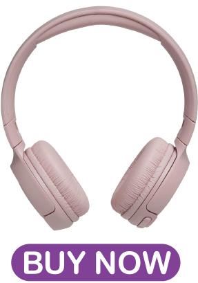 Jbl Tune 500bt On Ear Wireless Bluetooth Headphone Pink