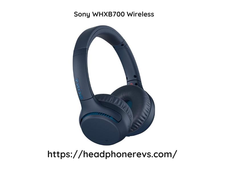 Sony Whxb700 Wireless Headphones