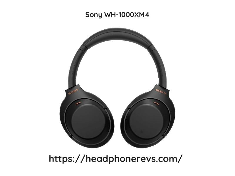 Sony Wh 1000xm4 Wireless Headphone