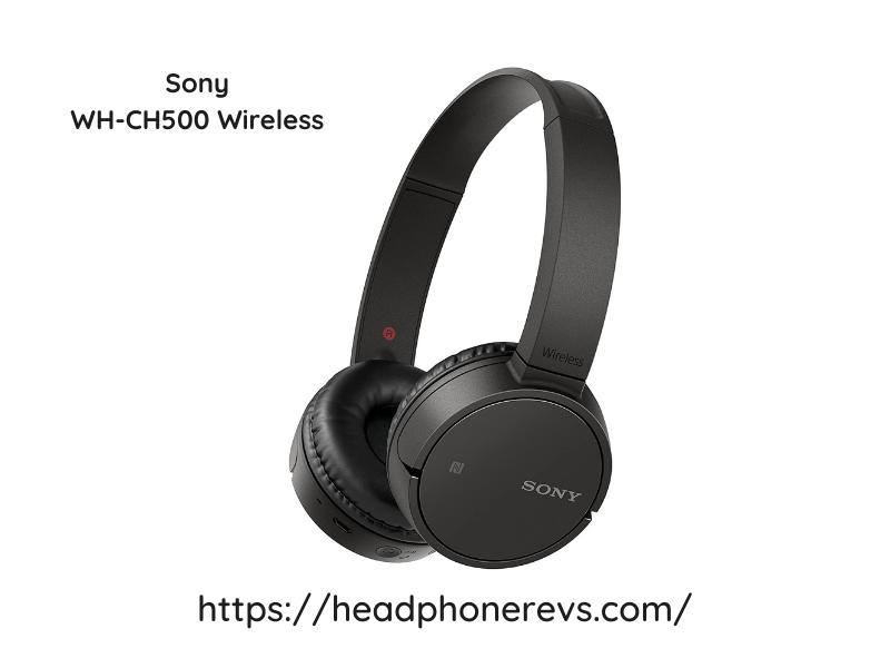 Sony Wh Ch500 Wireless Headphone