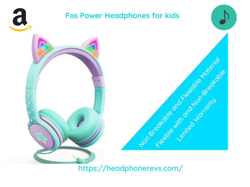 Fos Power Headphoes