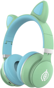 cat ear headphones stereo