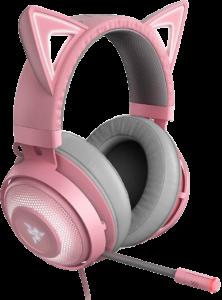 razer kraken cat ear gaming headset