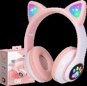 tcjj cat ear headphones