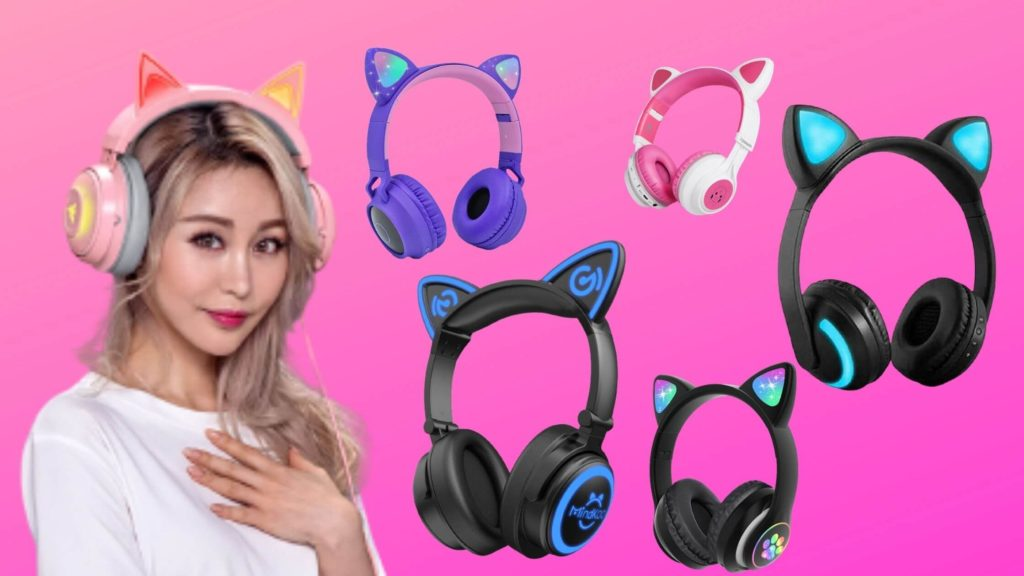 led cat ear headphones 2021 reviews and buying guide (1)