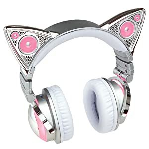 cat ear speaker audio