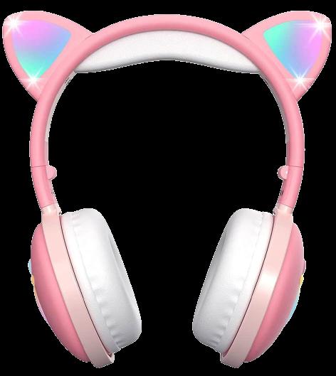 aresrora kawaii cat ear headphones review and buying guide