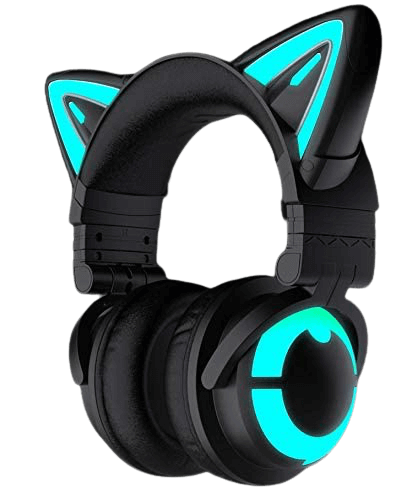 yowu version up 3s cat ear headphones review