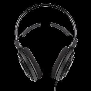 audiotechnica open ear headphones durable and comfortable earpads